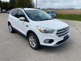 Photo of White 2017 Ford Escape