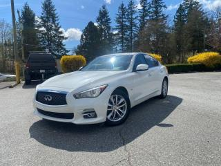 Used 2016 Infiniti Q50 for sale in Surrey, BC