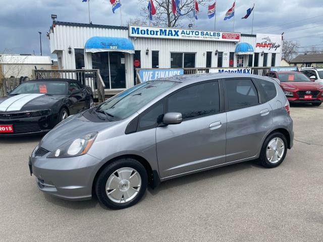 2009 Honda Fit LX- SOLD SOLD