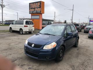 Used 2010 Suzuki SX4 JLX**ALL WHEEL DRIVE**AUTO**AS IS SPECIAL for sale in London, ON