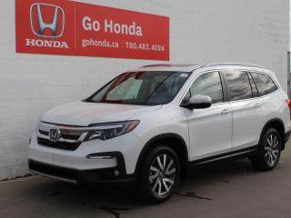 New 2021 Honda Pilot EX for sale in Edmonton, AB