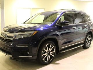 New 2021 Honda Pilot TOURING 8-PASSENGER for sale in Edmonton, AB