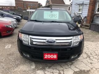Used 2008 Ford Edge Limited for sale in Hamilton, ON