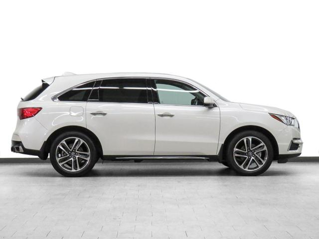 2018 Acura MDX AWD Tech Pkg DVD Player Nav Leather Sunroof Bcam