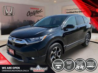 Used 2018 Honda CR-V EX for sale in Owen Sound, ON