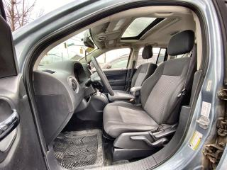 Used 2013 Jeep Compass Sport/North 4X4 for sale in Sudbury, ON