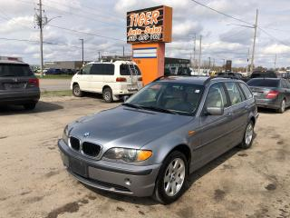 Used 2003 BMW 3 Series 325xi*TOURING*WAGON*MANUAL*MINT CONDITION*AS IS for sale in London, ON