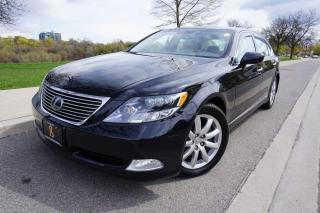 Used 2008 Lexus LS 600H ULTRA RARE / EXECUTIVE PACKAGE / DEALER SERVICED for sale in Etobicoke, ON