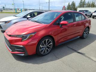New 2021 Toyota Corolla for sale in North Temiskaming Shores, ON