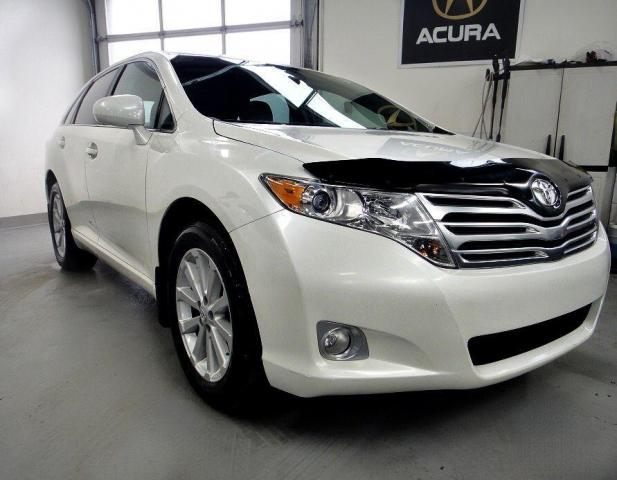 2011 Toyota Venza AWD,NO ACCIDENT,4 CYL