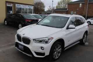 Used 2017 BMW X1 xDrive28i for sale in Brampton, ON