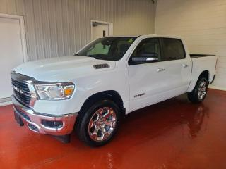Used 2019 RAM 1500 BIG HORN CREW CAB 4X4 for sale in Pembroke, ON