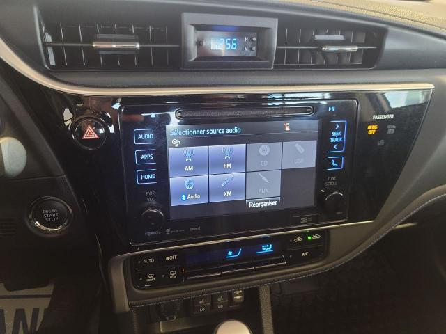2017 Toyota Corolla XSE Photo14
