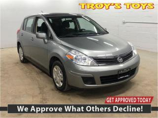 Used 2010 Nissan Versa for sale in Guelph, ON