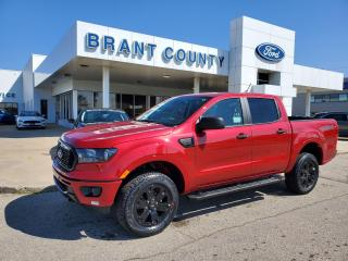New 2021 Ford Ranger XLT for sale in Brantford, ON