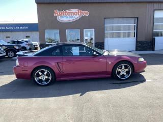 Used 1999 Ford Mustang GT Coupe for sale in Stettler, AB