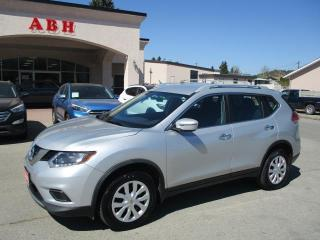 Used 2016 Nissan Rogue S AWD for sale in Grand Forks, BC