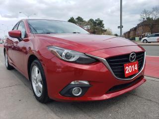 Used 2014 Mazda MAZDA3 GT-SKY for sale in Scarborough, ON
