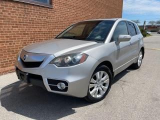 Used 2011 Acura RDX Tech Pkg/AWD for sale in Oakville, ON