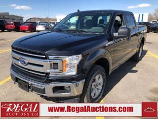 Used 2019 Ford F-150 XLT SUPERCREW SWB 4WD 3.3L for sale in Calgary, AB