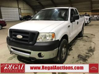 Used 2007 Ford F-150 XL SUPERCAB for sale in Calgary, AB