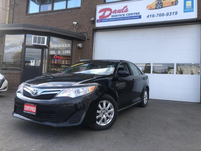 2012 Toyota Camry LE-BLUETOOTH-*CERTIFIED*