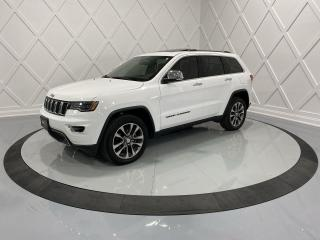Used 2018 Jeep Grand Cherokee Limited LIMITED| LUXURY GROUP II| PANO RF| NAVI for sale in Vaughan, ON