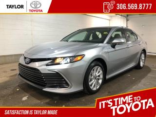 New 2021 Toyota Camry HYBRID LE for sale in Regina, SK