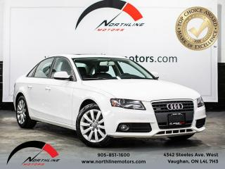 Used 2012 Audi A4 2.0T Quattro/Navigation/Camera/Sunroof for sale in Vaughan, ON
