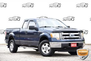 Used 2013 Ford F-150 XLT 3.7L V6 | 4X4 | 300A | VOICE-ACTIVATION for sale in Kitchener, ON