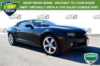 Used 2012 Chevrolet Camaro LT LOOKS LIKE NEW for sale in Grimsby, ON