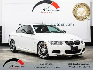 Used 2013 BMW 3 Series 335is/Navigation/Sunroof/Red Leather/Parking Senso for sale in Vaughan, ON