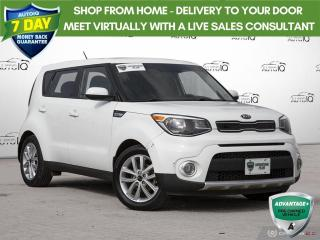 Used 2018 Kia Soul EX | 2 SETS OF RIMS AND TIRES | REAR PARKING CAMERA | HEATED SEATS | for sale in Barrie, ON