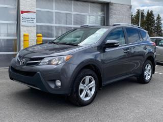 Used 2014 Toyota RAV4 XLE AWD-DEALER SERVICED! for sale in Cobourg, ON