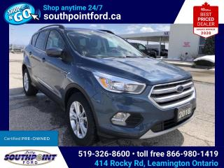 Used 2018 Ford Escape SE|AWD|HEATED SEATS|BACKUP CAMERA|BLUETOOTH for sale in Leamington, ON