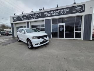 Used 2020 Dodge Durango GT for sale in Kingston, ON