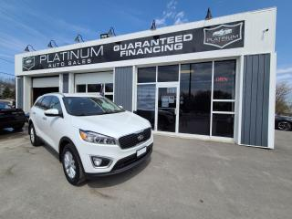 Used 2017 Kia Sorento 2.4L LX for sale in Kingston, ON