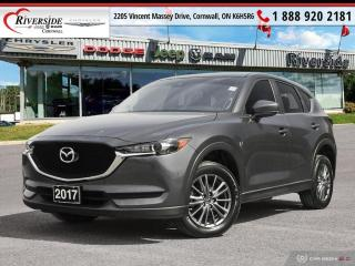Used 2017 Mazda CX-5 GS for sale in Cornwall, ON