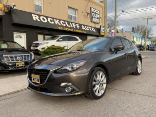 Used 2014 Mazda MAZDA3 4dr HB Sport Auto GT-SKY for sale in Scarborough, ON