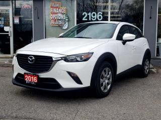 Used 2016 Mazda CX-3 AWD 4DR GX for sale in Bowmanville, ON