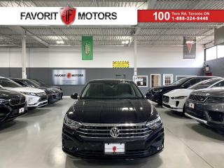 Used 2020 Volkswagen Jetta Highline|SUNROOF|LEATHER|BACKUP CAM|HEATED SEATS|+ for sale in North York, ON