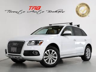 Used 2017 Audi Q5 2.0T I PROGRESSIV I PANO I NAV I DYNAMIC SELECT for sale in Vaughan, ON