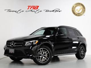 Used 2017 Mercedes-Benz GL-Class GLC300 AMG I PANO I NAVI I BLIND SPOT for sale in Vaughan, ON