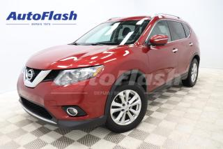 Used 2014 Nissan Rogue *SV-TECH *7-PASS *AWD *CAMERA *GPS *CRUISE *A/C for sale in Saint-Hubert, QC