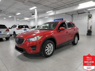 Used 2016 Mazda CX-5 GX AWD - FINANCEMENT FACILE !!! for sale in Saint-Eustache, QC
