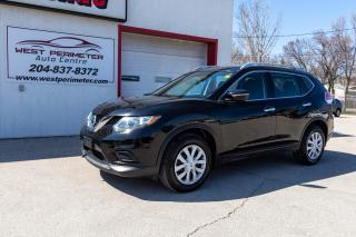 Used 2015 Nissan Rogue AWD 4dr S for sale in Winnipeg, MB
