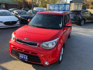 Used 2015 Kia Soul 2.0L EX at for sale in Burnaby, BC