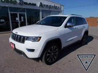 Used 2018 Jeep Grand Cherokee Limited for sale in Arnprior, ON
