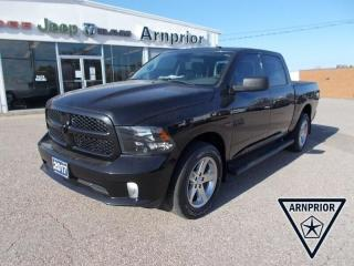 Used 2017 RAM 1500 ST for sale in Arnprior, ON