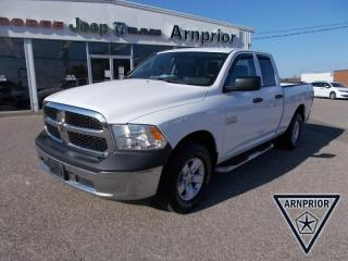 Used 2013 RAM 1500 ST for sale in Arnprior, ON